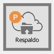 TPV Caja Amiga. Botón de respaldo o Cloud Backup